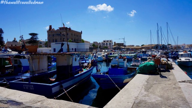 Port of Favignana
