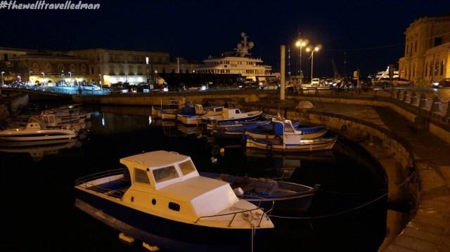 Palermo city, Sicily