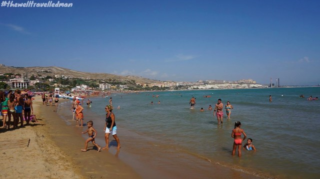 Catania Beach