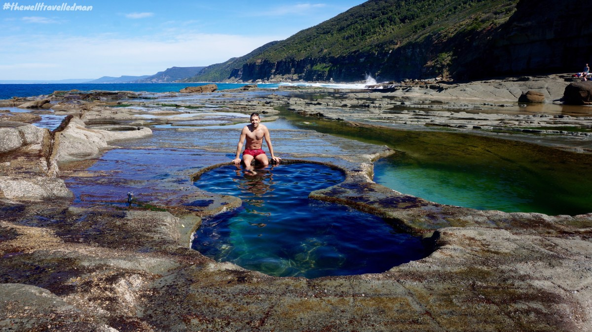 Figure 8 Pools, Royal National Park - Sydney