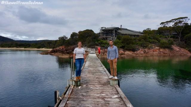 thewelltravelledman freycinet lodge tasmania australia