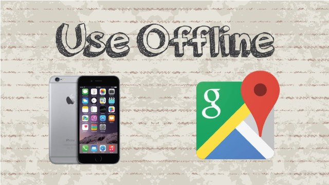 thewelltravelledman how to save google maps offline