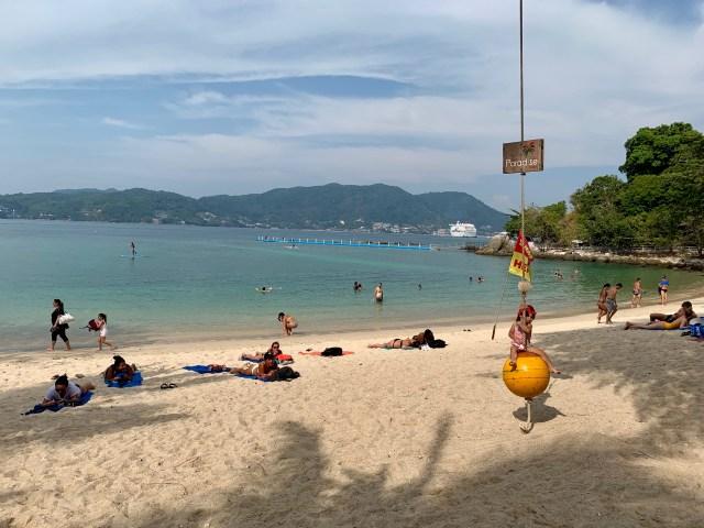 thewelltravelledfamily paradise beach Phuket