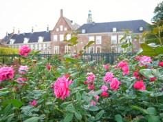 Pinsentuin gardens in Groningen