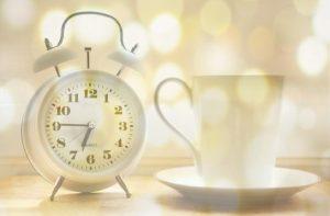 WAKE UP! It's 6:00 a.m.