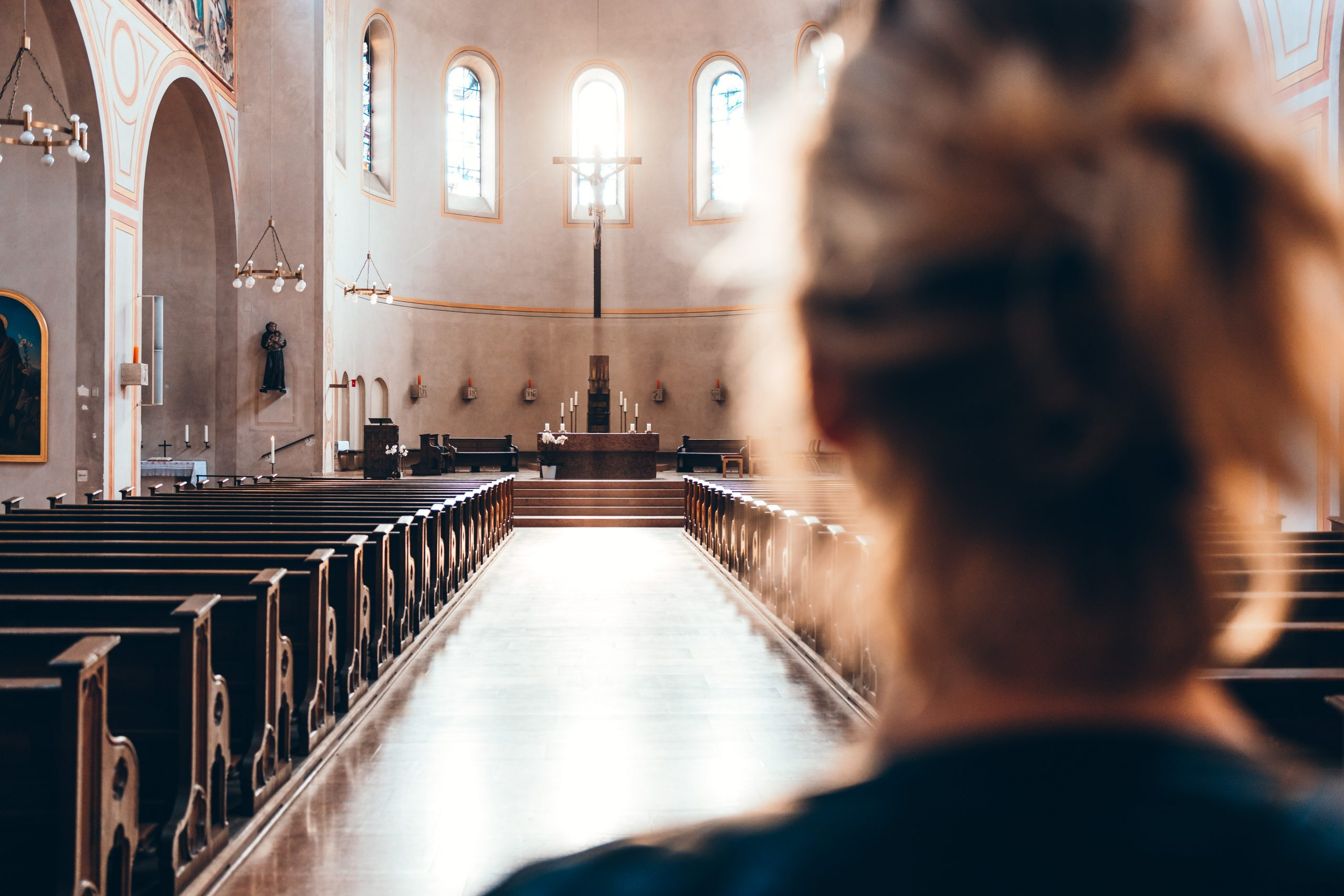 You are currently viewing Losing My Religion: An Imperfect Journey to Finding My Faith Again