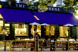 The Westbourne pub London