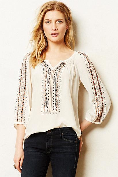 peasant-blouse