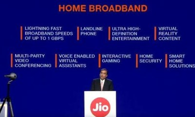 Jio Fiber Set-Top-Box- New Subscribers, Installation, Apps and Everything Else We Know