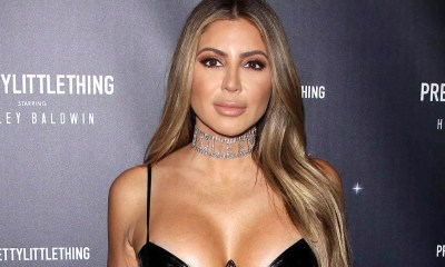 Larsa Pippen Reveals Off Her Incredible Physique In Corset!