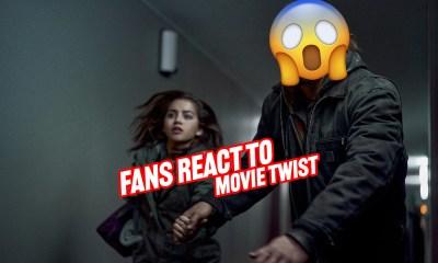 Netflix's movie Sweet Girl shocking twist reaction