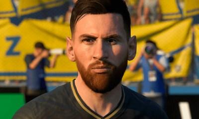 Lionel Messi FIFA 22 Ultimate Team