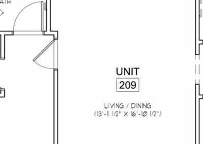 Residence 209