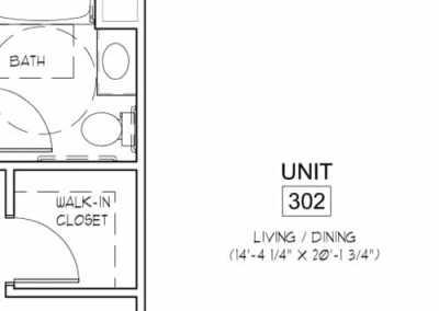 Residence 302