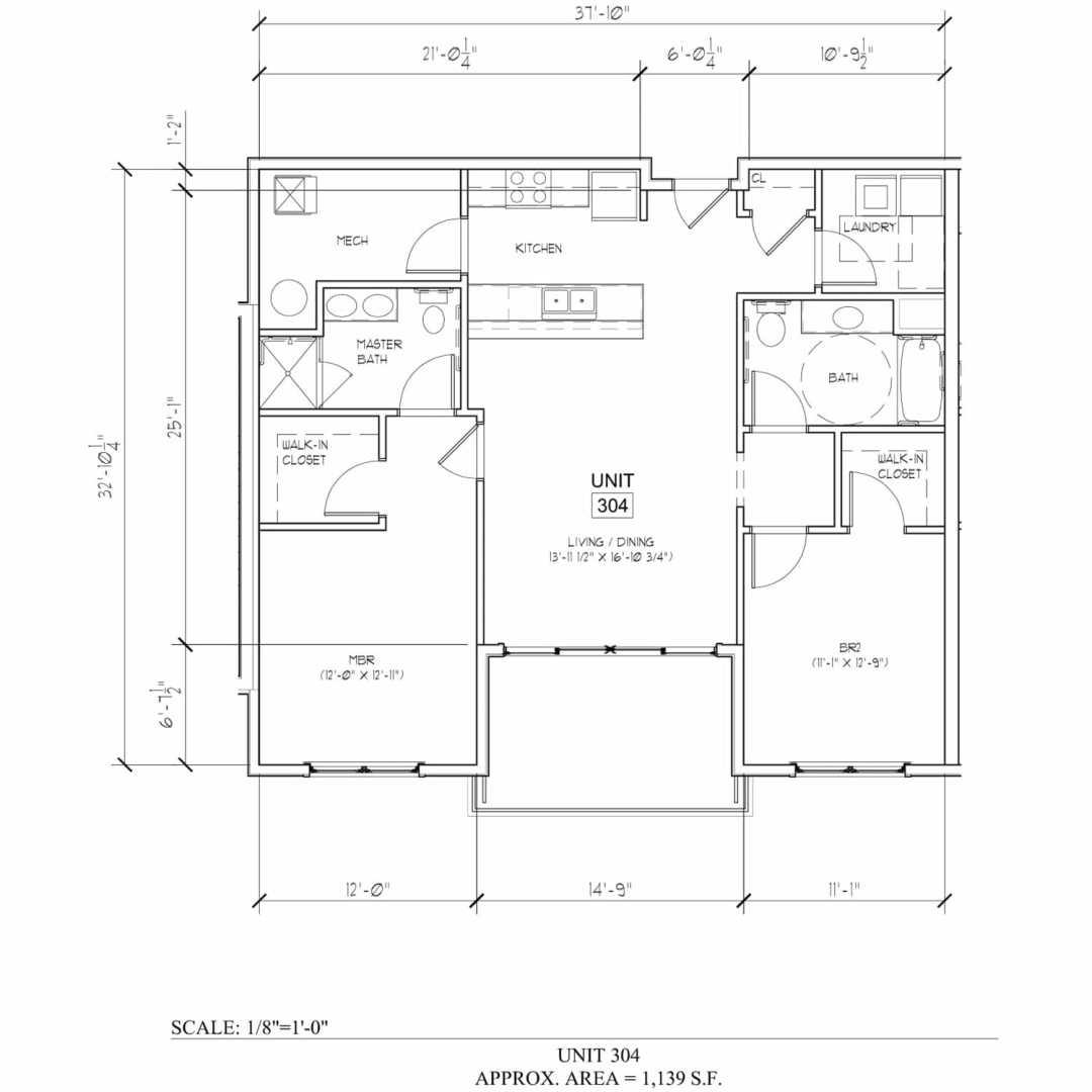 Unit_304_plan