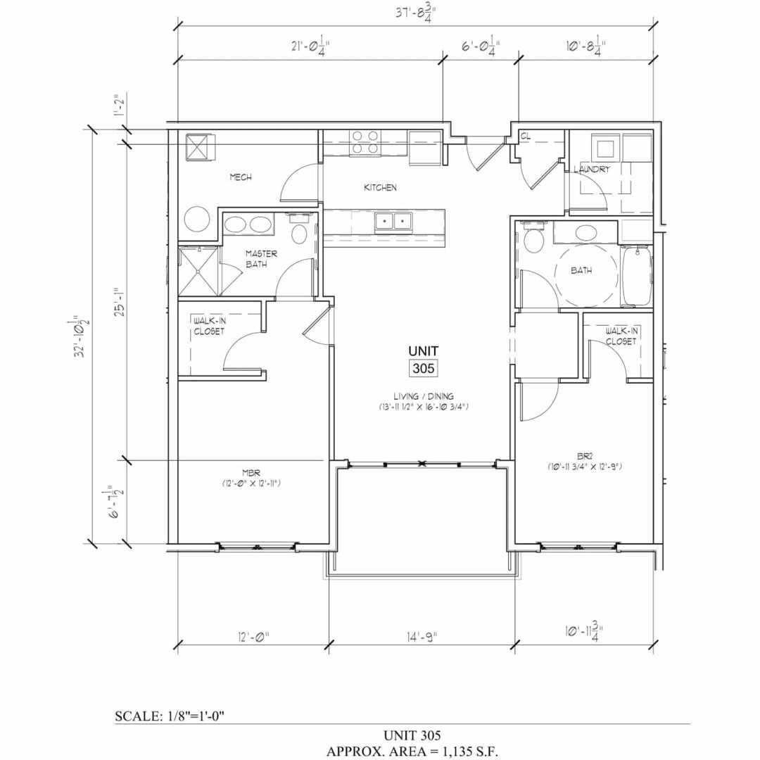 Unit_305_plan