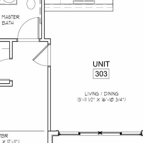 Residence 303
