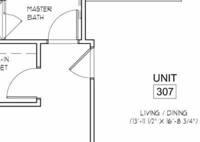 Residence 307