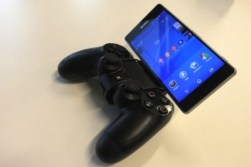 Sony's Xperia Z3 smartphone gets smarter with PS4 Remote Play