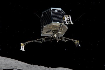 European Space Agency chooses site for comet landing