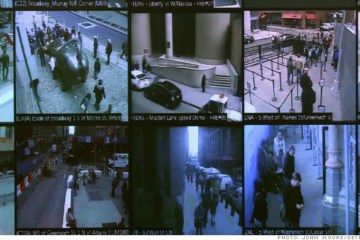 Images from hacked private cameras
