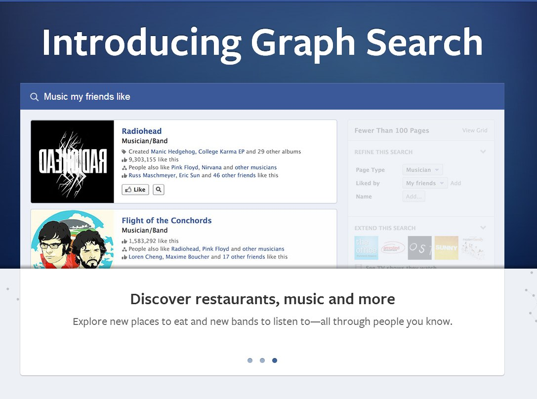 How Facebook Makes It Easy To Search Old Wall Posts With New Functionality