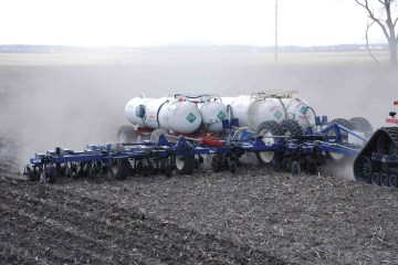 Wanton use of phosphorus and nitrogen fertilizers could destroy Earth