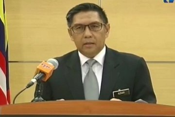Malaysia officially declares MH370 disappearance to be an accident