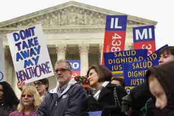 A court ruling expected to pull out Obamacare from the market