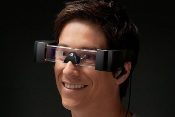 Smart Glasses for Astronauts on a mission to International Space Station
