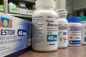 Drugs that will lower the risk of heart attacks in people with heart problems