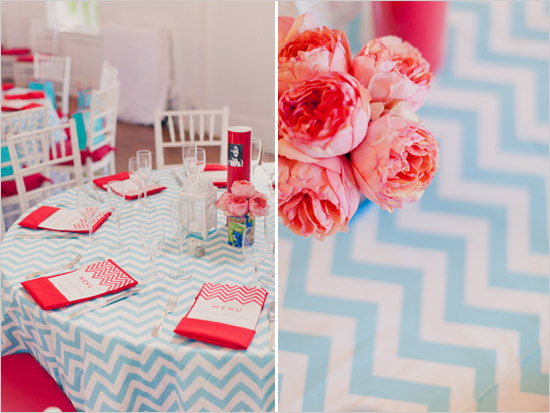 The Year's HOTTEST Color Combinations For Your Wedding