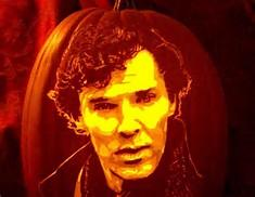 cumberbatch pumpkin
