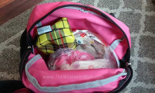 Kids Back Packs What to Carry