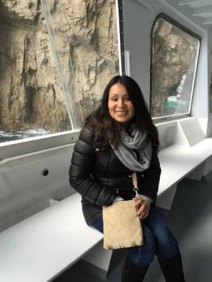 Ms. Principe-Franco loves Italy!
