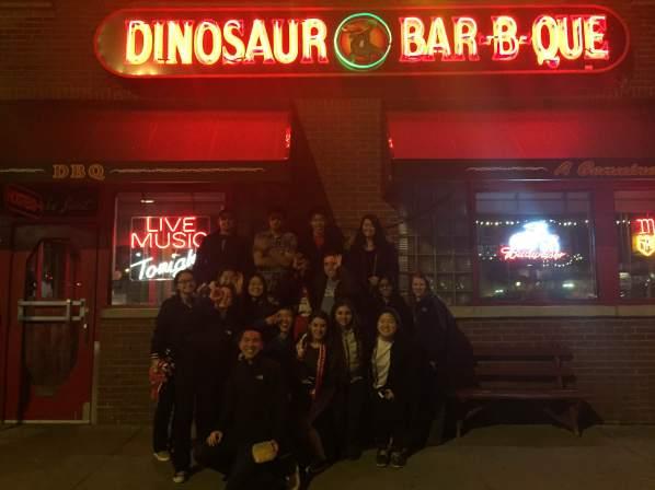 A trip to Syracuse means a trip to Dino BBQ