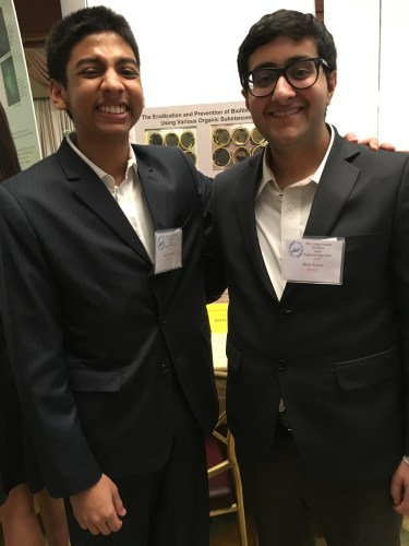 Arvin Jadonath and Nirav Kumar