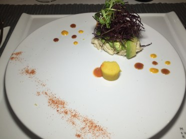 CRAB & AVOCADO