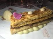 Roasted Banana Napoleon