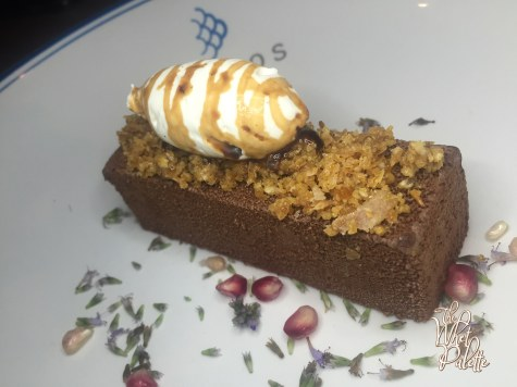 Chocolate Moousse (not part of the Miami Spice menu)