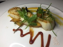 Pan Roasted Scallop