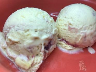 Peanut Butter & Jelly ice cream