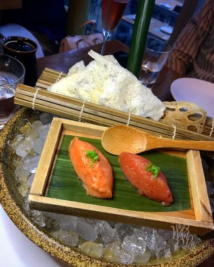 Salmon & Tuna Tartare