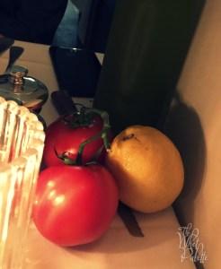 TWP at La Petite Maison Tomatoes