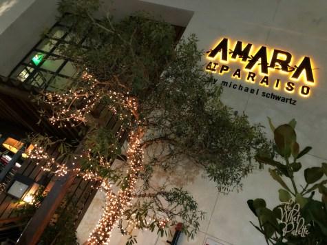 TWP at AMARA Entrance