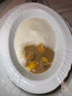 Porcini Mushroom Cappuccino Soup