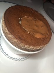 K + M Chocolate Soufflé