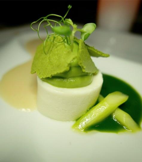 White Asparagus Chowder