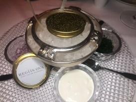 Regiis Ova Caviar and Tots