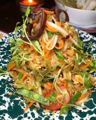 Phuc Yea: Green Papaya Salad